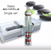 ECAPPLE TLALOC - WATER BUBBLER WAX ATOMIZER