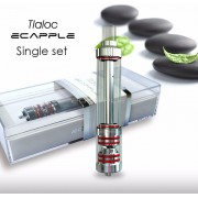 ECAPPLE TLALOC - WATER BUBBLER WAX ATOMIZER VAPORIZER