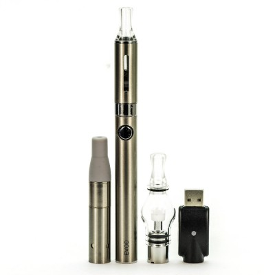 Evod 3in1 Dry Herb Herbal Wax Vaporizer Pen with 1100Mah battery Variable Voltage