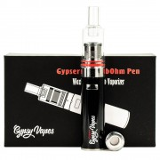 GypsyVapes Gypser 2in1 Herbal Vaporizer 1100mah | Vape Pen Dry Herbs and Wax