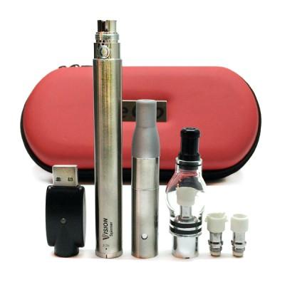 Vision Spinner 3in1 - Starter Kit 1100MAH | Herbs - Wax - Oil