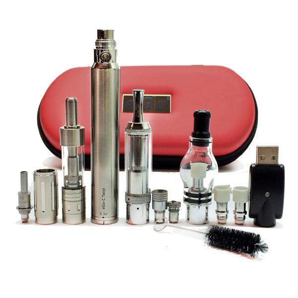 ego twist 3in1 elite kit 1300mah | herbs - wax - oil