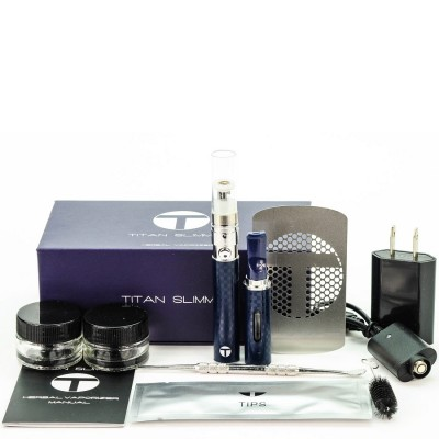 Titan Slimmer Pen Herbal Vaporizer Kit