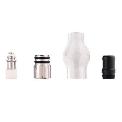 GV Glass Globe Wax Atomizer