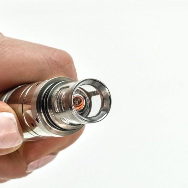 GypsyVapes Spark Wax Vape Pen Atomizer | Glass Cup Quartz Coil