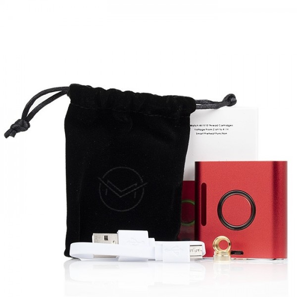 VAPMOD V-MOD Oil Cartridge Vaporizer Starter Kit | VMod Battery