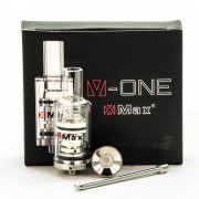XMax V-One Wax Atomizer |  Ceramic Donut Coil