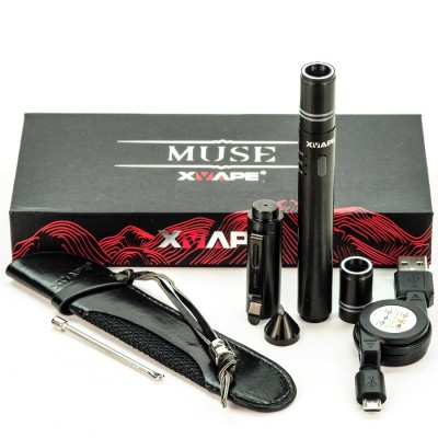 XVape Muse - Portable Wax Pen | Ceramic Donut Coil