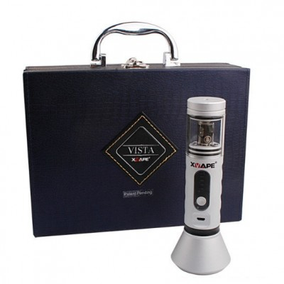 XVape Vista - Portable eNail Wax Kit | 2900mah XMax Concentrate Watter Bubbler Vaporizer