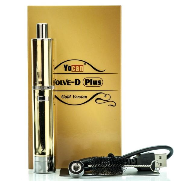 Yocan Evolve-D Plus - Dry Herb Vape Pen Starter Kit Vaporizer