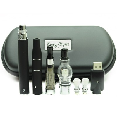 Ego 3 in 1 Vaporizer Pen 1100 mAh Starter Kit