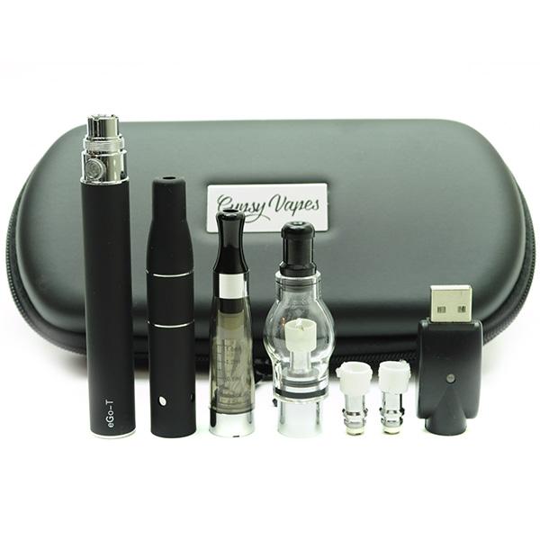 ego 3in1 starter kit 900mah | herbs - wax - oil