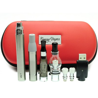 ego 3in1 starter kit 1100mah | herbs - wax - oil