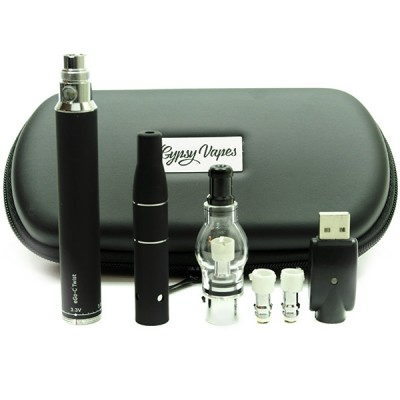 eGo Twist 2 in 1 Starter Kit 1300 MAH Variable Voltage