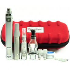 Itaste VV 3 in 1 - Liquid Atomizer, Herb Atomizer, Wax Pen Globe - Vaporizer Starter Kit Review