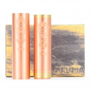 Akuma Copper Mechanical Mod
