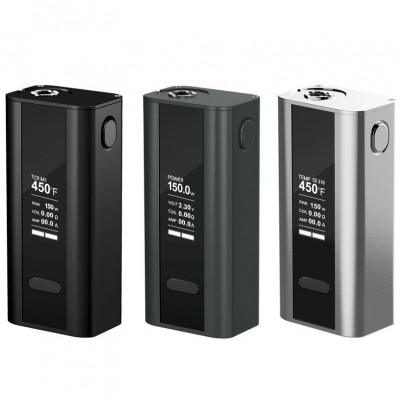 Joye Cuboid 150W TC | Temp Control Dual Battery Box Mod by Joyetech