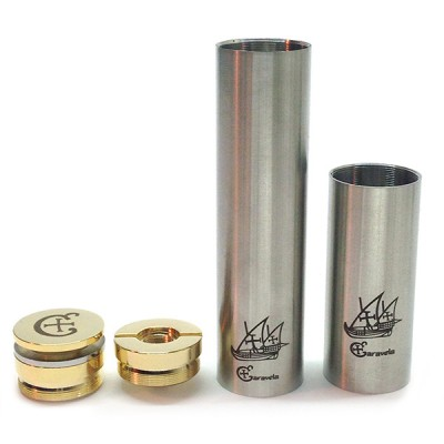 Caravela Mechanical Mod with RDA Starter Kit