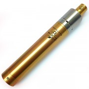 VapeLyfe Mod Set by Tesla Clone with RDA - Brass