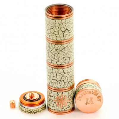 Victoria Bamboo Mechanical Mod - Antique Paint