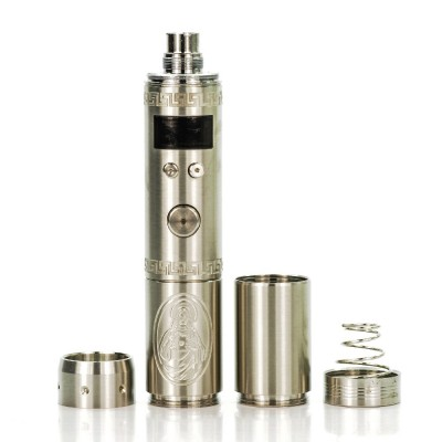 Vamo V6 20W regulated tube mod | | stainless steel 510 thread 18650 or 18350 battery