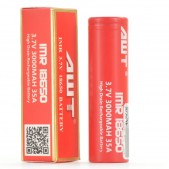 AWT IMR 18650 3000MAH 35A 3.7V flat top battery