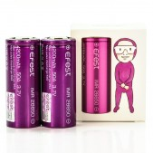 Efest IMR 26650 4200mah 50A rechargeable batteries 2-Pack