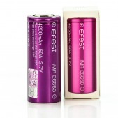 Efest IMR 26650 4200mah 50A rechargeable battery