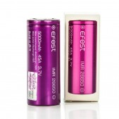Efest IMR 26650 5000mah 45A rechargeable battery