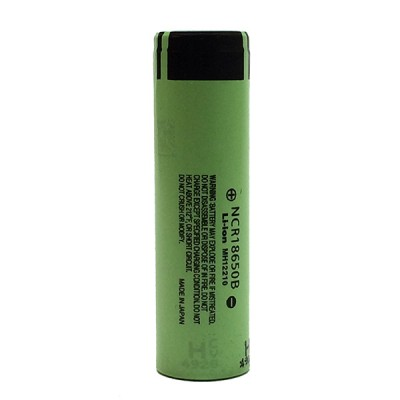 Panasonic IMR 18650 3400mAh 3.7V battery NCR18650B