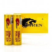 Imren IMR 18650 3500mah 15/30A 3.7V batteries | 2-Pack |