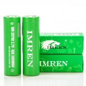 Imren IMR 20700 3000mah 40A 3.7V batteries | 2-Pack |