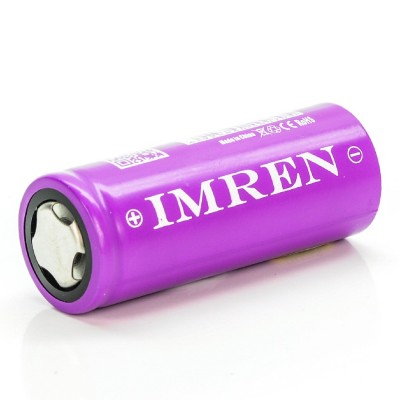 Imren IMR 26650 5500mah 60A 3.7V battery