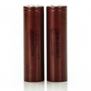 LG HG2 IMR 18650 3000MAH 20A rechargeable batteries | 2-Pack |