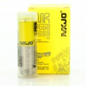 MXJO IMR 18650 3000MAH 35A 3.7V FLAT-TOP BATTERY
