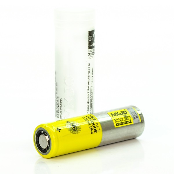 Mxjo Imr 18650 3000mah 35a 3 7v Flat Top Rechargeable Ion