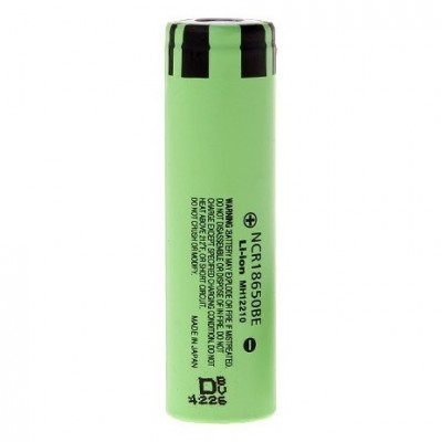 Panasonic NCR18650BE | 3200 mAh 3.7V Li-lon battery NCR 18650