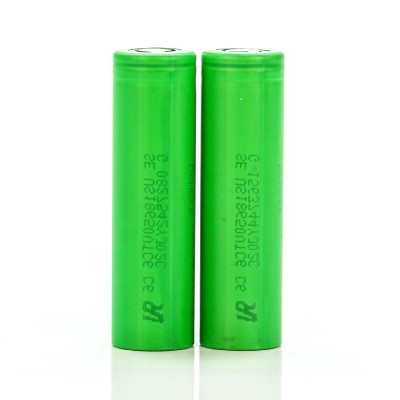 Sony VTC6 IMR 18650 3000mAh 35A 3.7V | 2-Pack | li-ion flat top rechargeable battery US18650VTC6