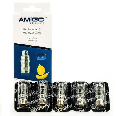 Amigo Itsuwa Donner Replacement Coils for Riptide - Pack of 5