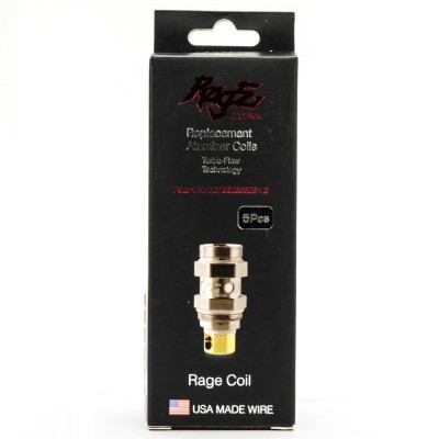 Amigo Itsuwa Rage 3in1 Replacement Coil - Pack of 5 Coils 0.5Ohm