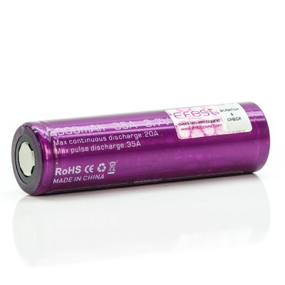 Efest IMR 18650 2900mah 35A rechargeable battery