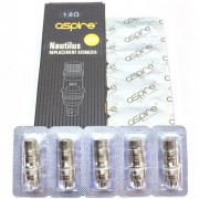 Aspire Nautilus BVC Replacement Coil Heads - 5 pack