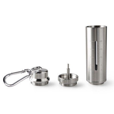 Coil Master SEB | stainless steel easy drip juice portable refill bottle 20ml