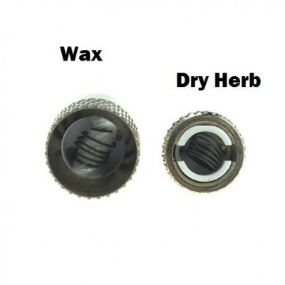 Cloupor Cloutank M4 Coils Replacement Coil Heads for Wax & Herbs - 10 pack
