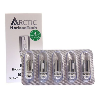 Horizon Arctic BTDC Replacement Coil Heads - 5 pack