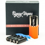 GypsyVapes Coiling Kit 8in1