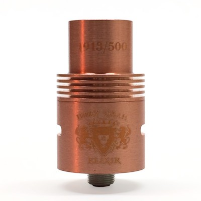 Akuma Mechanical Mod and Holy Grail RDA Kit