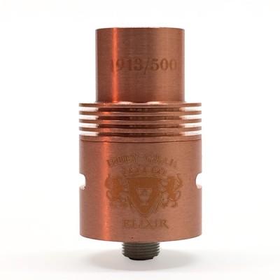 Akuma Copper Mechanical Mod and Holy Grail RDA Starter Kit