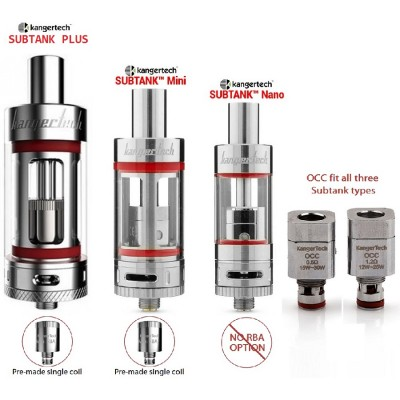 Kangertech SubTank Mini V2 Tank 4.5ML