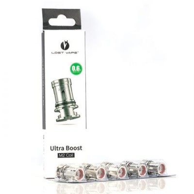 Lost Vape ORION Q-Ultra Replacement Coils 5-Pack